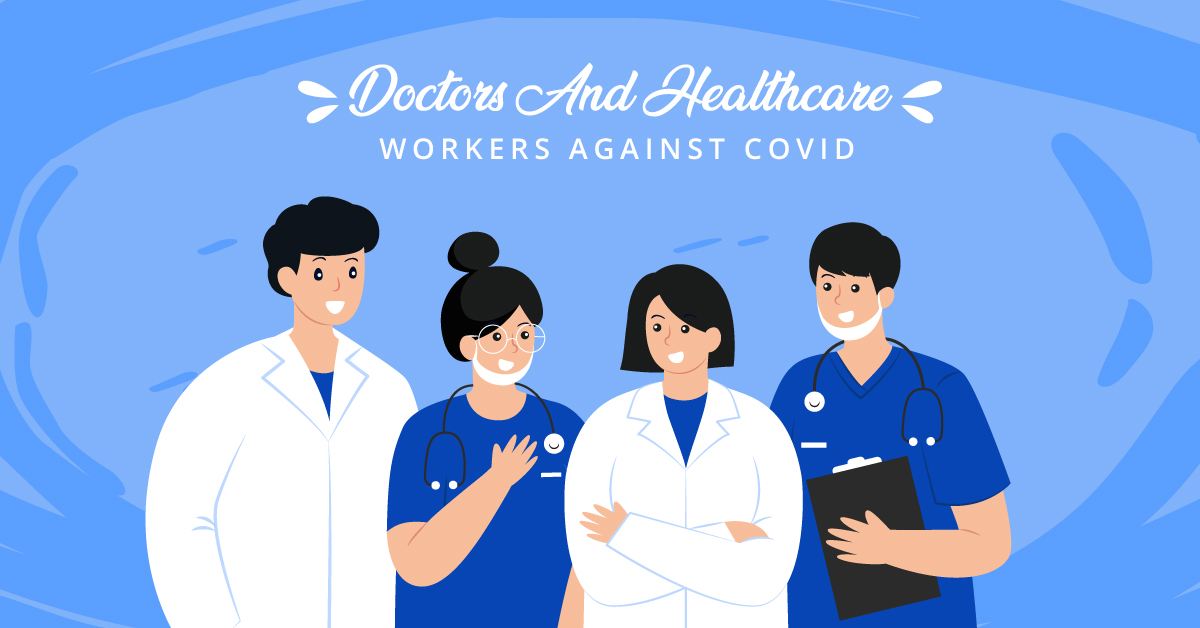Doctors On The Forefront Of The Fight Against Covid