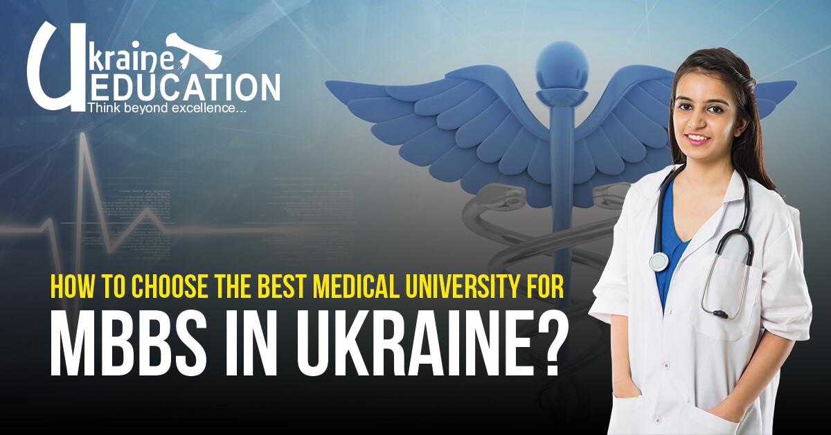 University for MBBS in Ukraine?