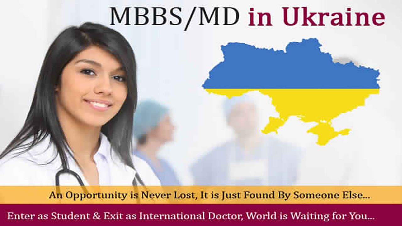 What is the syllabus of MBBS in Ukraine?