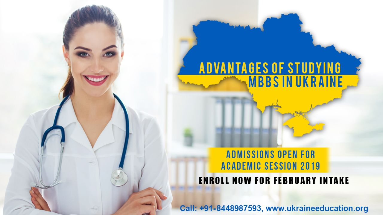 Top advantages of studying MBBS in Ukraine