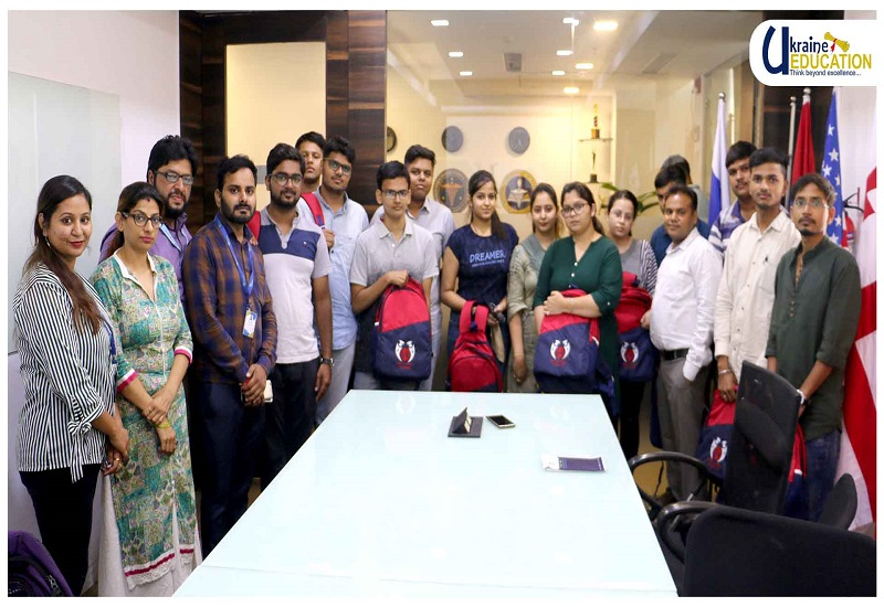 BRIGHT STUDENTS ENROLLED FOR MBBS IN UKRAINE THROU