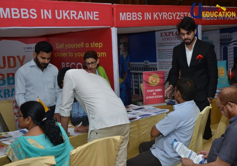 Glimpses of Ukraine Education at 2nd Edition of MB