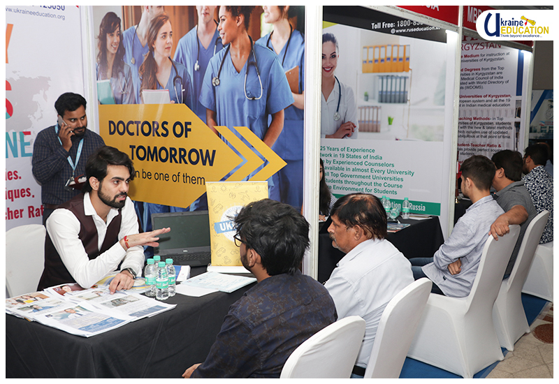 Glimpses of Ukraine Education at 5th Edition of MB