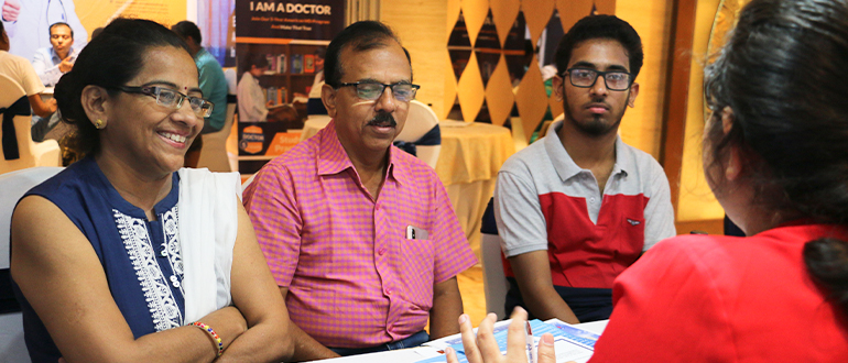 Ukraine Education at the 4th Edition of MBBS Admission Expo- Lucknow