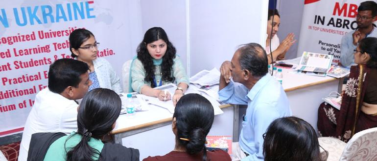 Ukraine Education at MBBS Admission Expo- Aurangabad!