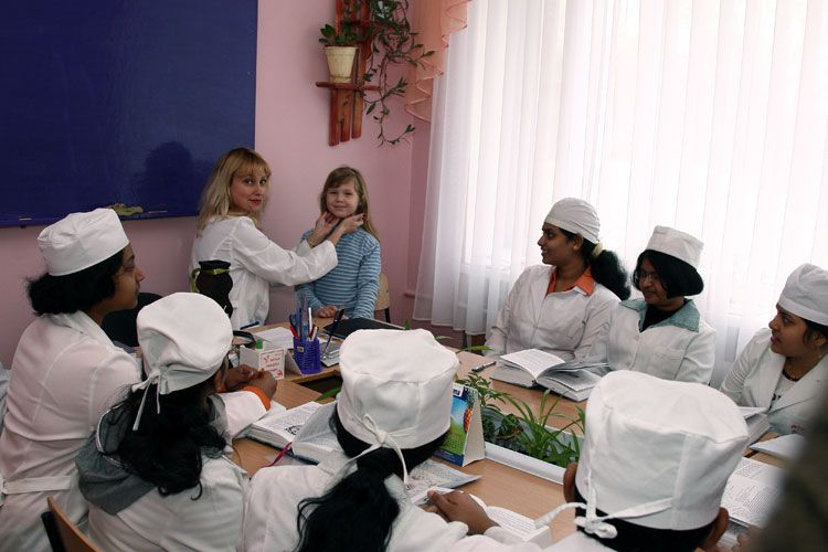 Top Medical Universities in Ukraine